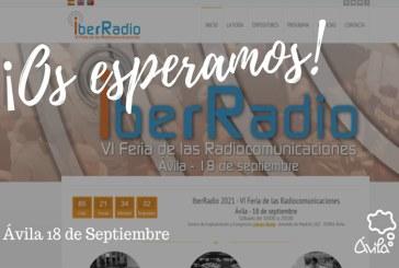 IberRadio 2021 – Os esperamos