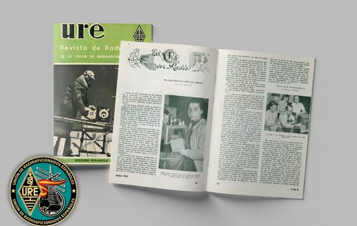 Revistas antiguas de URE