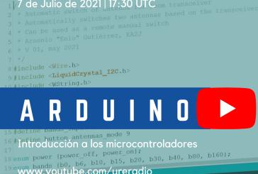 Conferencia: Arduino en la radio