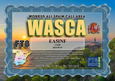 EA5INF WASCA WASCA