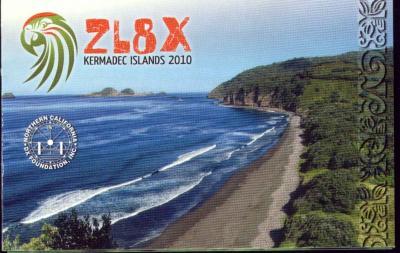ZL8X ( KERMADEC ISL )