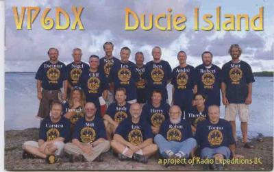 VP6D( DUCIE ISL )