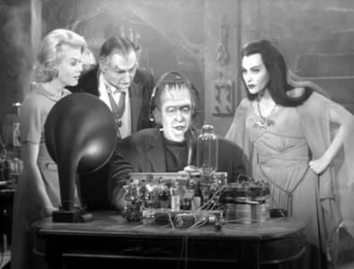 Munsters   If A Martian Answers 67