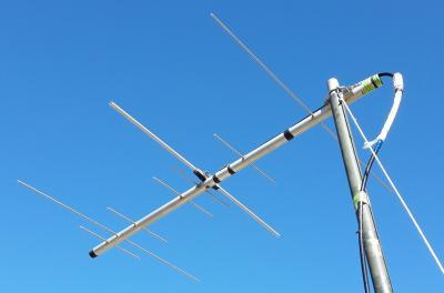 antena bibanda