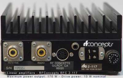 RF Concepts RFC 2 117 1