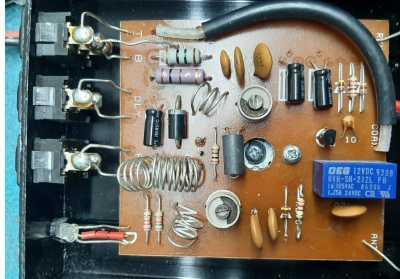 amplificador 27 B