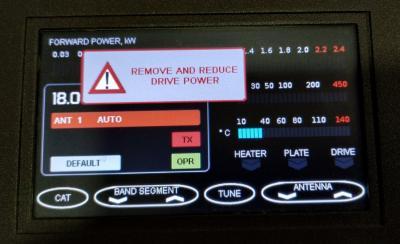 pantalla power