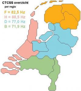 CTCSS Nederland