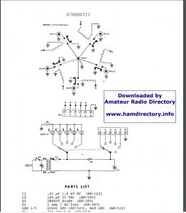 conmutador antena