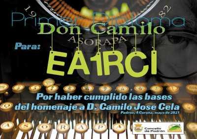 Diploma Don Camilo web sin fundación