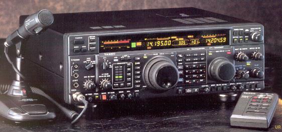 FLEX-3000 vs Yaesu FT-1000MP