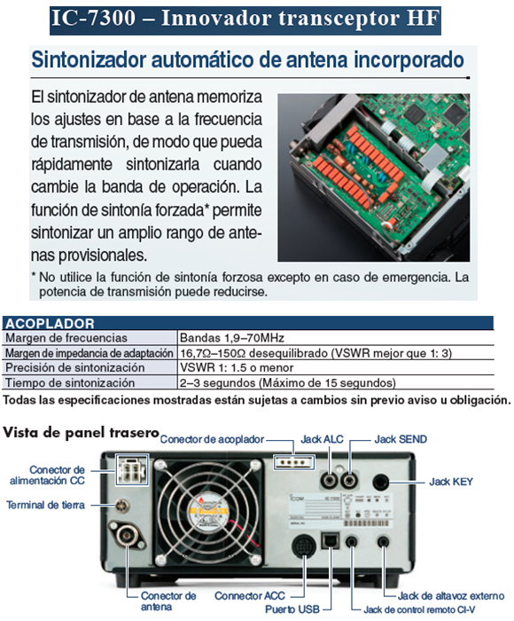 Ic 7300 Mods